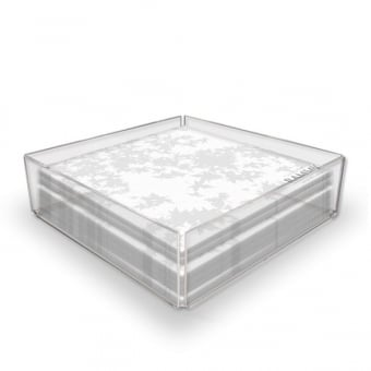 300mm Clear Acrylic Display Tray