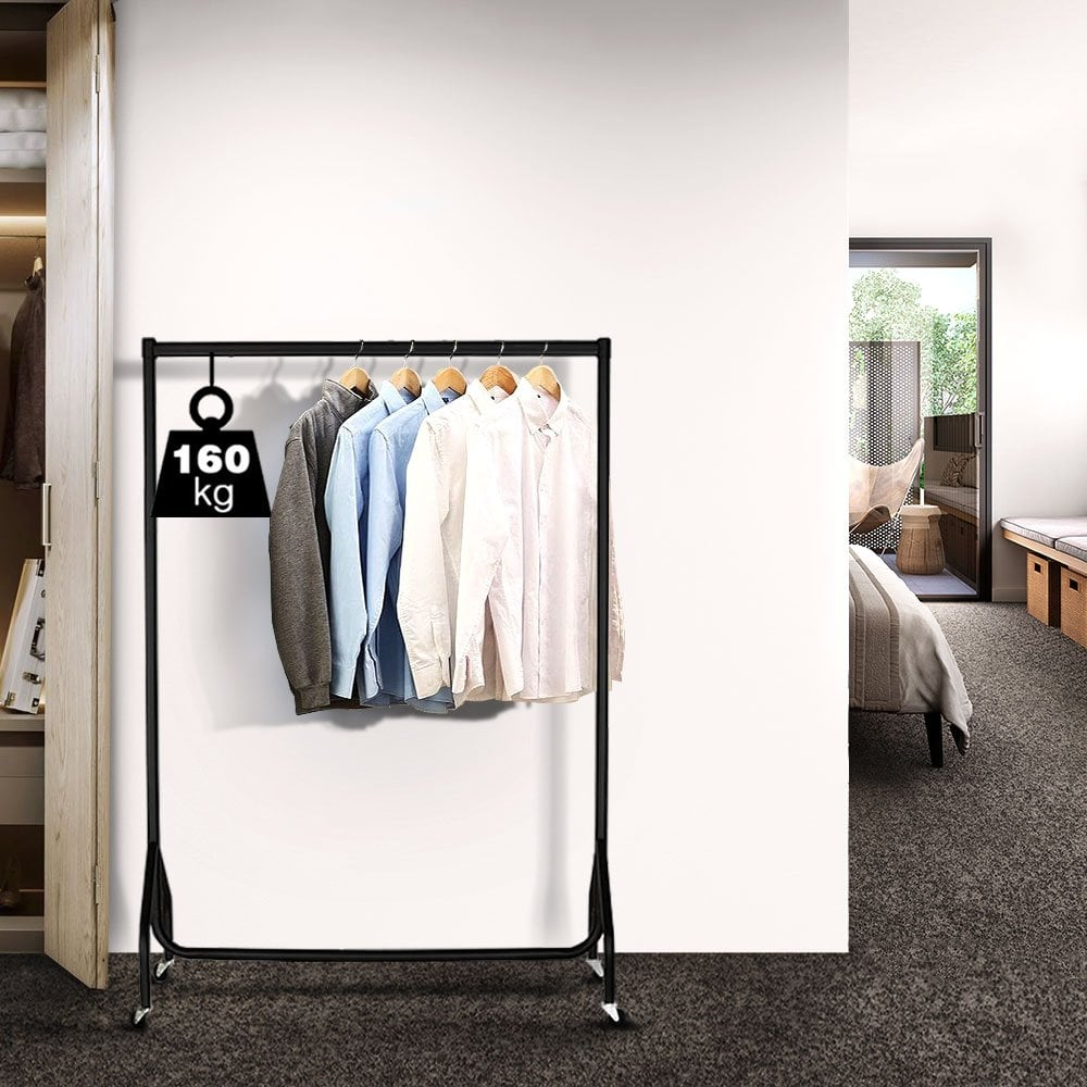 Clothes Rail 3ft 4ft 5ft 6ft Garment Rack and Clothes Hanging Solution
