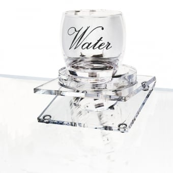 Acrylic Water Cup Holder