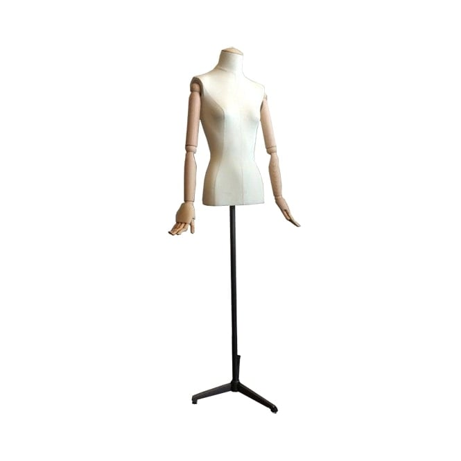 Articulated Female Headless Dressmakers Dummy