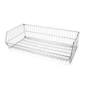 Collapsible Wire Stacking Basket - 1000mm x 290mm