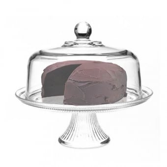 Glass Cake Stand  sc 1 st  Displaysense & Cake Stands Plates \u0026 Domes | Displaysense