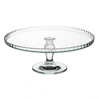 Glass Patisserie Cake Stand