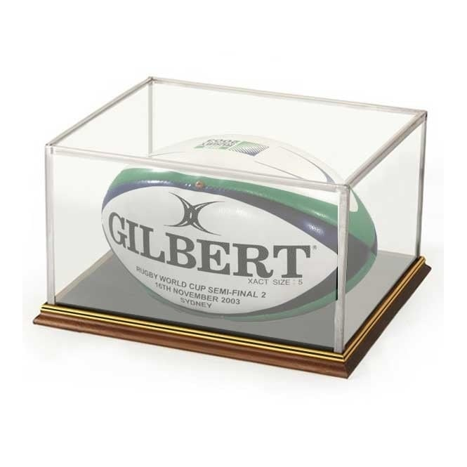 Model Glass Display Case - 385mm x 261mm