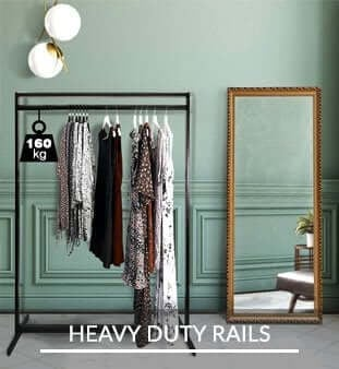 Heavy Duty Rails