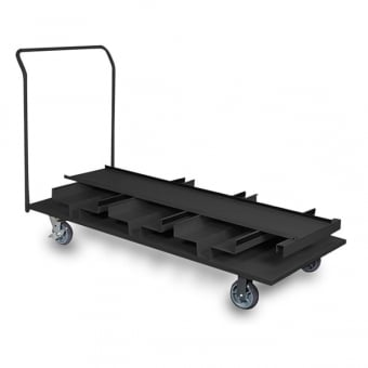 Queuing Barrier Storage Trolley