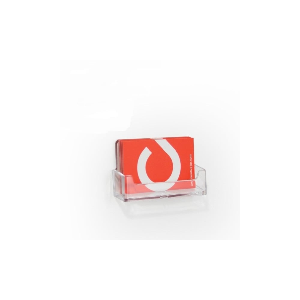 Self adhesive business card holder displaysense self adhesive business card holder colourmoves