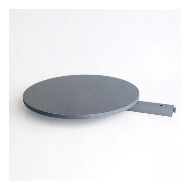 Stahldas Round Steel Shelves for Display Stand - MFS Range