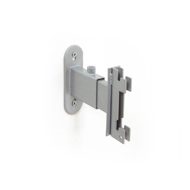 Wall Fixing Bracket for Roto Twin Slot Displays - Small