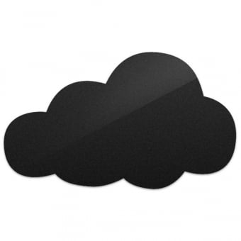 Wall Mounted Cloud Shape Chalkboard with White Chalk Marker