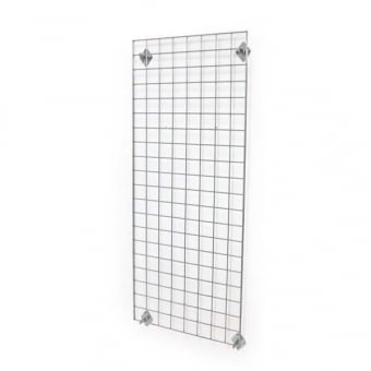 Wall Mounted Gridwall Mesh Panel